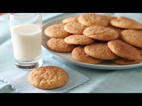Vanilla Snickerdoodle Cookies Recipe