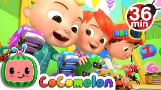 Download The Car Color Song | +More Nursery Rhymes & Kids Songs - CoCoMelon Video