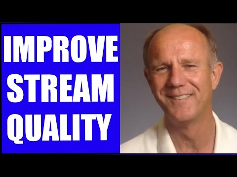 How To Improve Live Stream Quality On YouTube