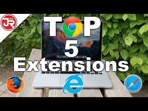 Top 5 BEST Extensions for Google Chrome