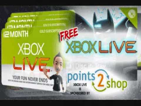how to get free stuff on points to shop including xbox live