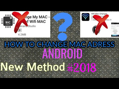 #ChangeMacAddressHow to change Mac address android 2.2 to 8.0(100%works)#ClaimPro
