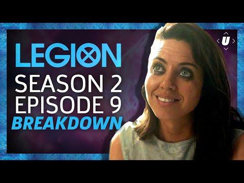 Legion Season 2: Episode 9 Breakdown! - Chapter 17