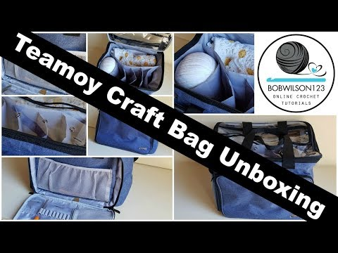 Teamoy Craft bag Unboxing