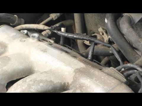 PCV valve Honda Odyssey