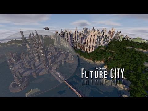 Minecraft - Future City - The Story