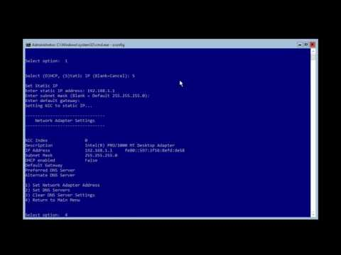 How to install FTP Service using PowerShell on Windows Server 2016
