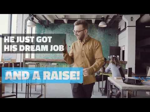 GET HIRED Like Dave! - Work It Daily