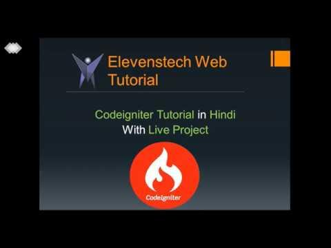 Codeigniter Tutorial in Hindi - Change Default Controller (Part-6)
