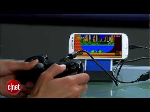 CNET How To - How to use USB devices with Android