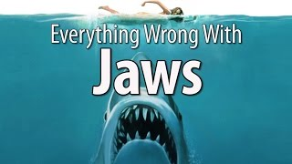 Everything Wrong With Jaws in 9 Minutes Or Less