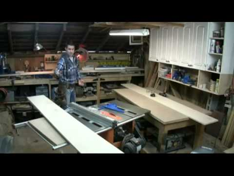 Kreg Power Tools   How to Build a Bookcase   Part 1