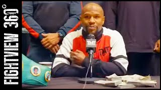 Download FLOYD MAYWEATHER TO ANNOUNCE RETURN 4/17/19? THIRST TRAP? PACQUIAO, MCGREGOR, THURMAN? Video