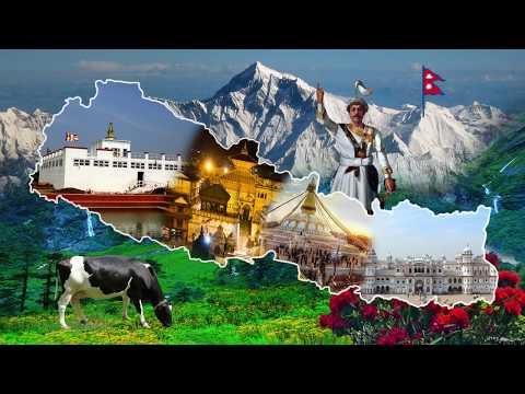 Nepal Beautiful Country Full HD नेपाल सुन्दर देश ।