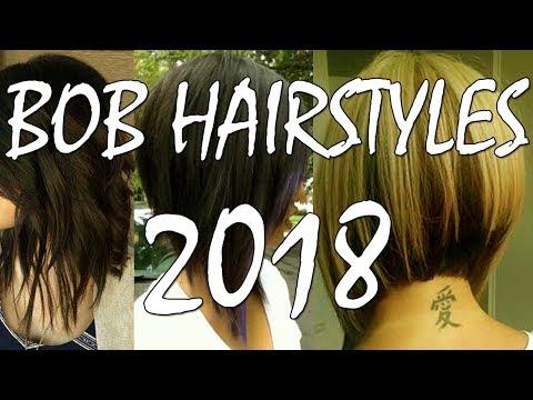 Bob Hairstyles & Haircuts for 2018 💛 2018 Bob Haircuts and Hairstyles