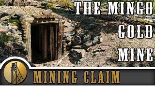 Mingo Mine - Colorado - Gold Rush Expeditions - 2015