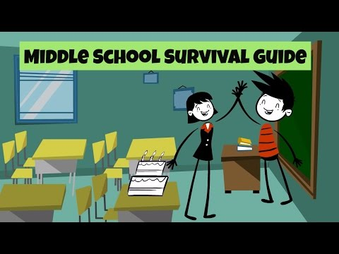 Middle School Tips for 6th Graders