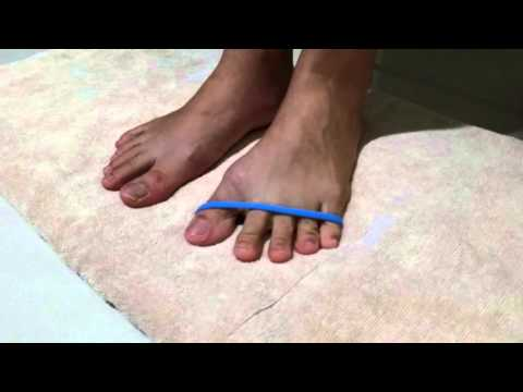 How to relieve sore aching feet by Grant Duong (Podiatrist)