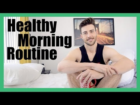 OUR HEALTHY MORNING ROUTINE