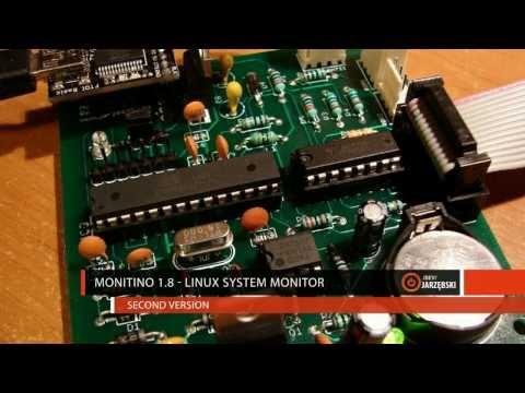 Monitino - Linux Monitor (CPU, GPU, Memory)