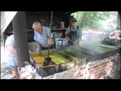 Making Molasses