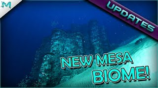 Subnautica UPDATES! GHOST LEVIATHAN SPAWNS IN THE LOST RIVER