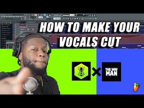 How to Work Magic on Your Vocals in FL Studio (TheWavBeats)