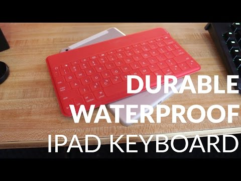 The Best iPad Keyboard! | Logitech Keys-To-Go