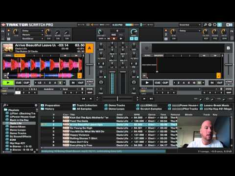 Traktor Tutorial - Detecting BPM Within Traktor
