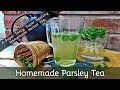How to Make Parsley Tea Using Fresh or Dried Parsley Leaves (Slideshow)