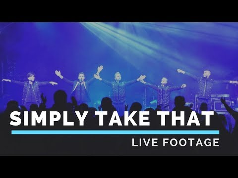 Simply Take That // Live Footage // Book Now at Warble Entertainment