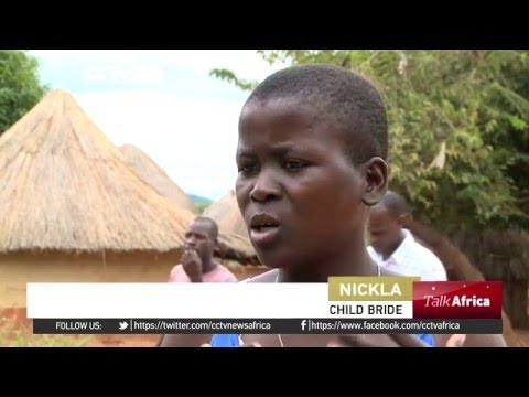 TALK AFRICA: Africa's child marriages
