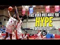 THIS VIDEO WILL GET YOU HYPE FOR AAU SEASON Basketball Motivation Top Plays