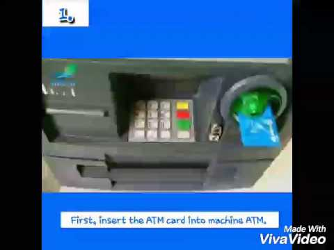 How to check the balance of savings BRI in ATM easily