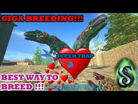The Best Way to Breed GIGA'S - Starting the BASIC LAYOUT for our SUPER BOSS TREX BREEDING DIY PEN