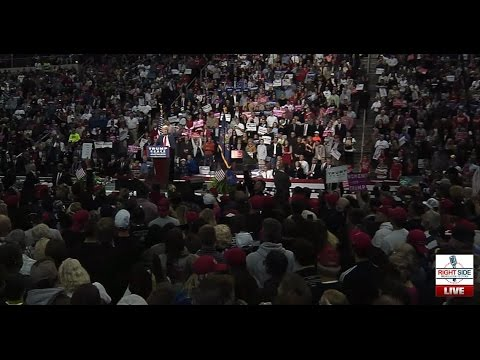 Full Speech: Donald Trump MASSIVE Rally in Hershey, PA 11/4/16