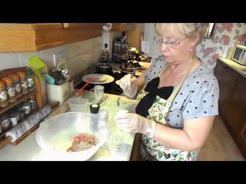 Grandma Sarah's Homemade Meat Pie