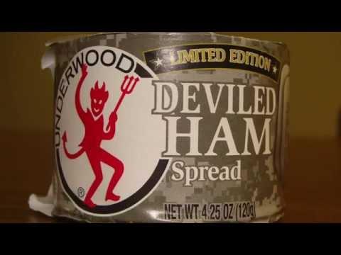 Will Jerry Eat It? Deviled Ham