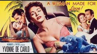 Yvonne De Carlo - Top 30 Highest Rated Movies