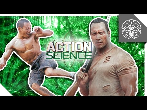 ACTION SCIENCE: The Rock vs. an Entire Army in