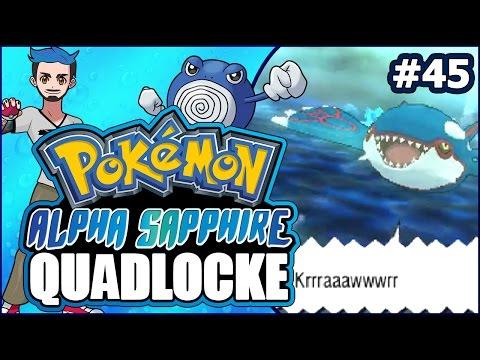 Pokémon AlphaSapphire Randomizer Quadlocke Part 45 | FEELING THE PULSE FROM YOUR ORIGIN