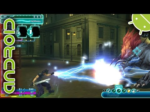 Crisis Core: Final Fantasy VII | NVIDIA SHIELD Android TV (2015) | PPSSPP Emulator [1080p] | PSP