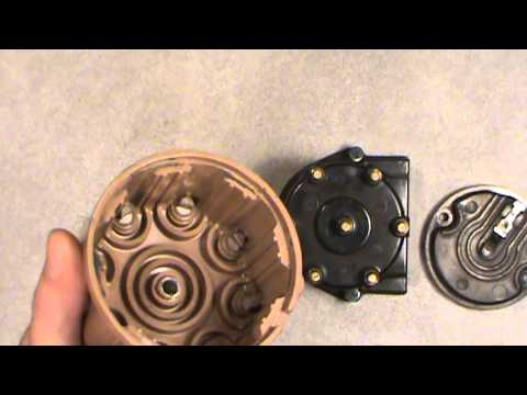 How to Inspect Distributor Cap and Rotor Condition (Part 2)