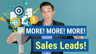 15 Ways to Generate Sales Leads, and Tons of 'Em