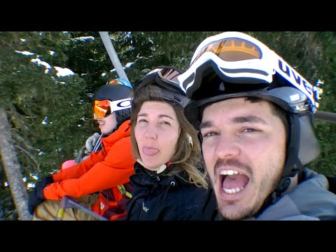 I went skiing with my Family (and friends)