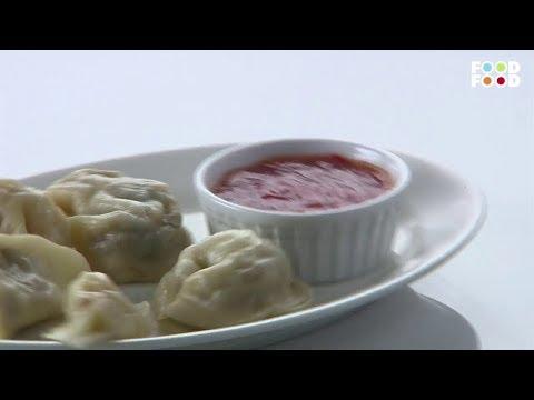 Steamed Momos | Go Healthy | Chef Sanjeev Kapoor | FoodFood