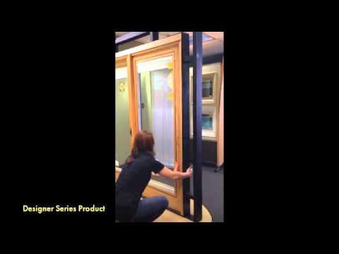 Pella Designer Series Sliding Patio Door Instructions