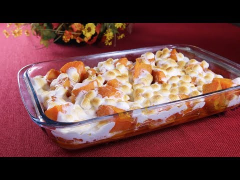 Candied Sweet Potatoes (Thanksgiving)