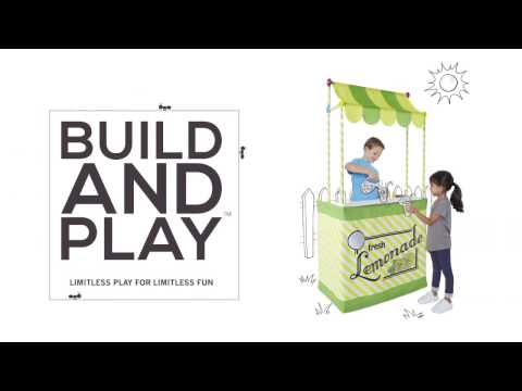 How-To Build And Play: Lemonade Stand
