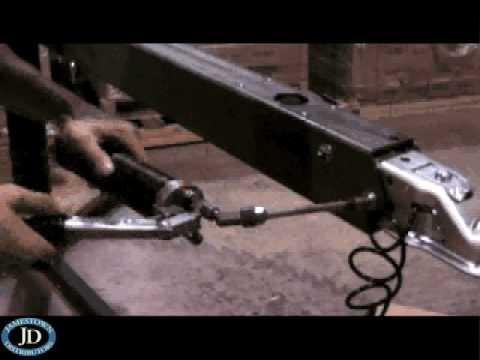 Tie Down Marine 70LP Brake Actuator Replacement